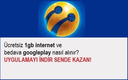 Turkcell Bedava İnternet ve Dakika Kampanyaları 1GB – 15GB
