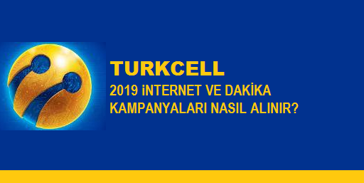 Turkcell Bedava İnternet ve Dakika Kampanyaları 1GB - 15GB