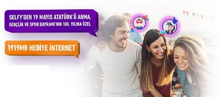 Türk Telekom 19 Mayıs 1919mb internet Nasıl Alınır?