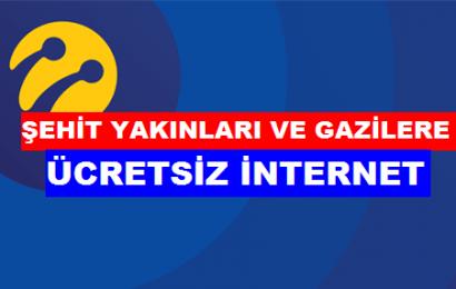 30 Ağustos Zafer Bayramını kapsayacak Bedava İnternet Kampanyası