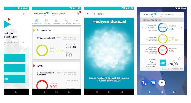 Türk Telekom Sil Süpür nedir, Bedava İnternet Nasıl Alınır?