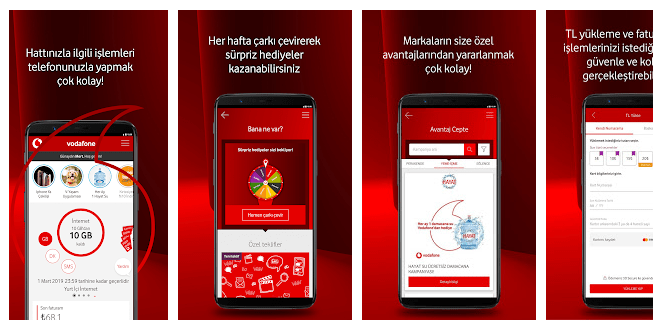 Vodafone Çark Nedir, Hediye İnternet Nasıl Alınır?