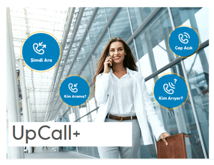 Turkcell UpCall + nedir, nasıl yapılır?