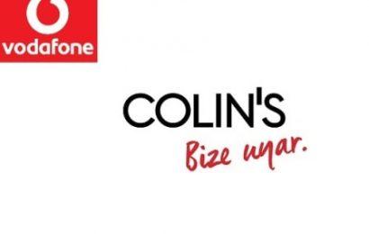 Vodafone Colins indirim kampanyası nasıl yapılır?
