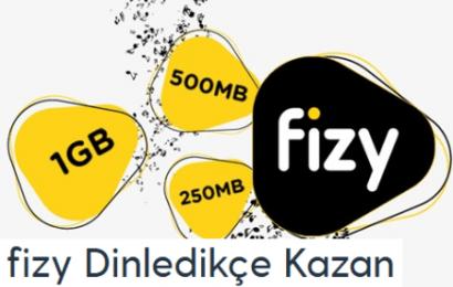 Fizy dinledikçe internet kazanma