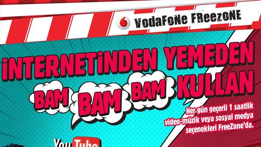 Photo of Vodafone Kafana Göre Saati Fırsatı