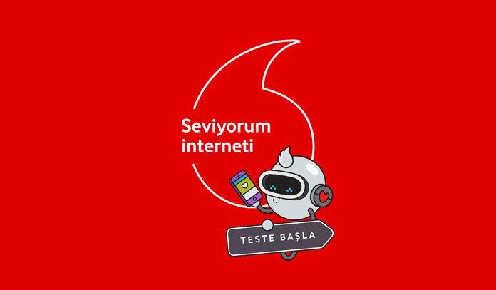 Photo of Seviyorum İnternet Testi Vodafone
