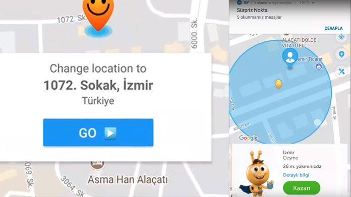 Güncel Turkcell Sürpriz Nokta Taktikleri