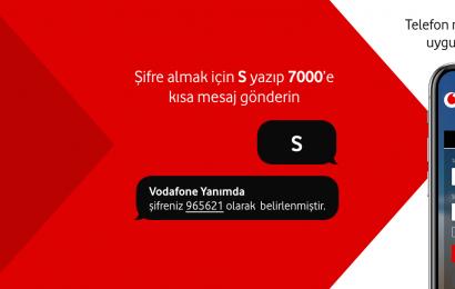 Vodafone Bedava İnternet Kazanma Fırsatları
