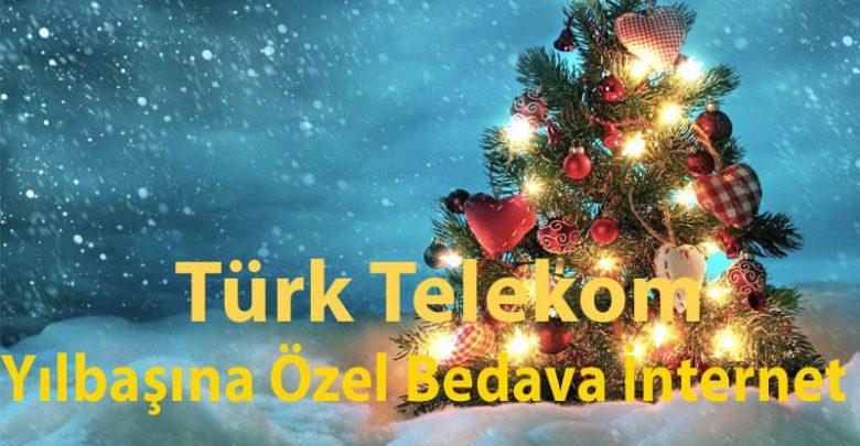 Photo of Turk Telekom 2020 Yeni Yıl Hediye İnternet Fırsatları