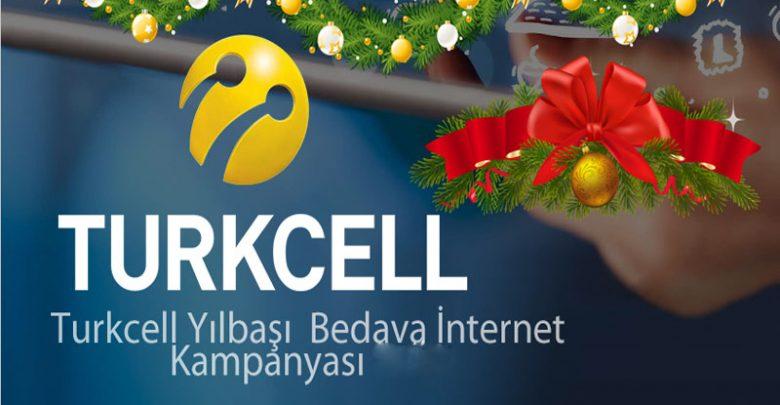 Turkcell 2020 Yılbaşı Hediye İnternet