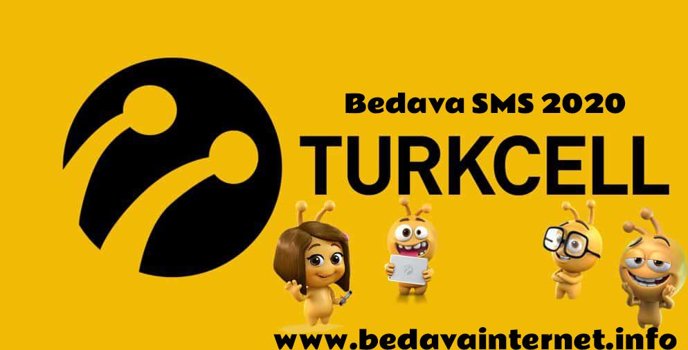 Turkcell Bedava Sms 2020