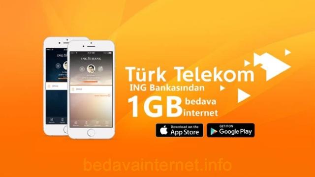 İNG 1 GB İnternet