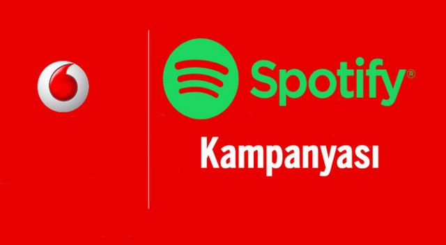 Photo of Vodafone Spotify Ortaklığı İle Bedava İnternet