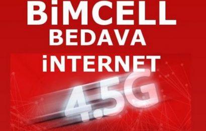 BİMCELL Bonus İle 6 GB Hediye İnternet