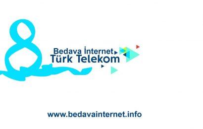 Türk Telekom 8 Mart Bedava İnternet