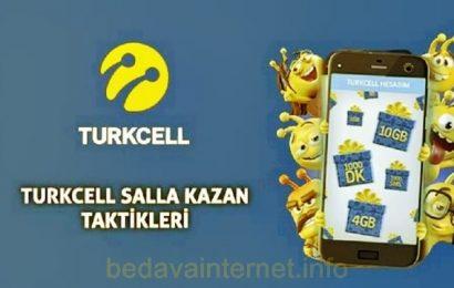 Turkcell Salla Kazan İle Yüzlerce Hediye