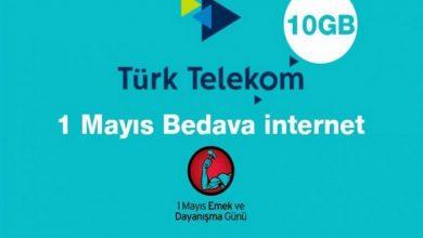 Photo of Operatörlerden 1 Mayıs Bedava İnternet Kampanyaları