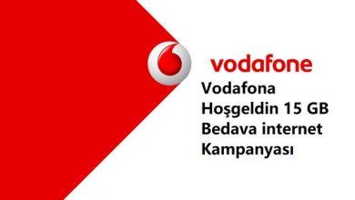 Photo of Numarasını Vodafone'a Taşıyanlara Bedava İnternet Hediyesi