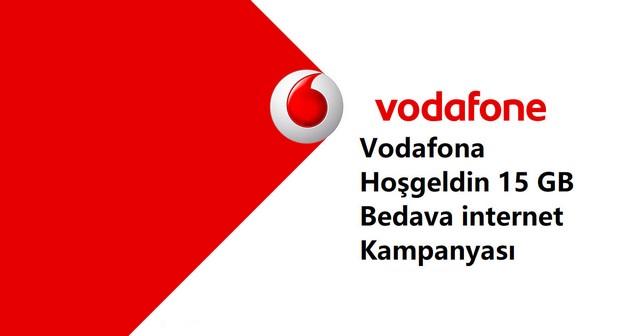 Numarasını Vodafonea Taşıyanlara Bedava İnternet