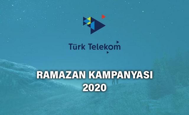 Türk Telekom 2020 Ramazan Ayı Bedava İnternet Kampanyaları