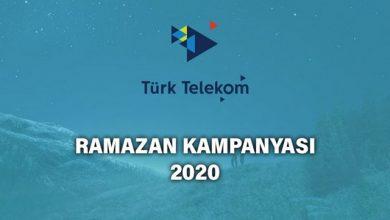 Photo of Türk Telekom 2020 Ramazan Ayı Bedava İnternet Kampanyası
