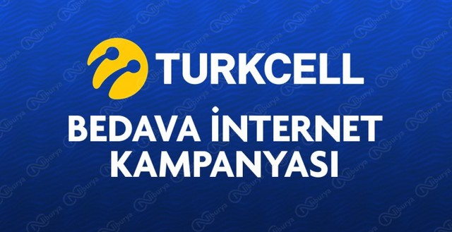 Turkcell İle 1 GB Bedava İnternet Kampanyası
