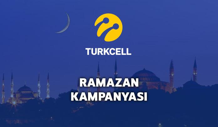 Turkcell 2020 Ramazan Hediye İnternet