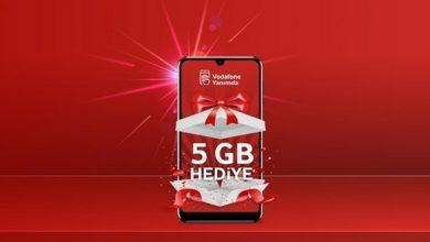 Photo of Numarasını Vodafone'a Taşıyana Her Ay 5 GB Bedava İnternet Kampanyası