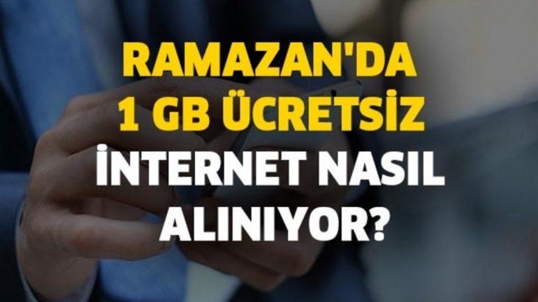 Vodafone 2020 Ramazan Ayı Kampanyaları