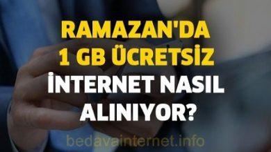 Photo of 81 Milyona 1 GB Nasıl Alınır? 81 Milyona Bedava İnternet   Kampanyasının Tüm Detayları