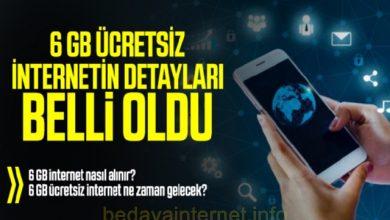 Photo of Üniversite Öğrencilerine 6 GB İnternet Nasıl Alınır? 2020