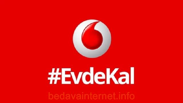 Vodafone Evdekal Hediye İnternet