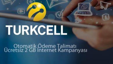 Photo of Türk Telekom Otomatik Ödeme Talimatı İle 2 GB Hediye İnternet